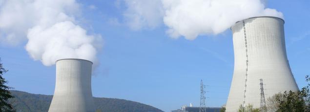 Centrale nucléaire de Chooz. Crédits Photo: Wikipédia.
