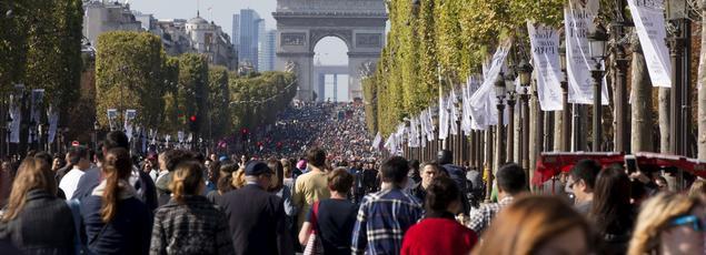 La France comptait, fin2014, plus de 3,8millions de fonctionnaires.