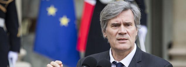 Stéphane Le Foll, porte-parole du gouvernement