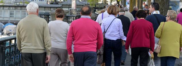 La France comptait 14 millions de retraités au régime général fin août 2016.