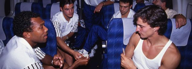 Un des 4600 clichés pris par Christian Gavelle en tant que photographe du PSG depuis trente ans.