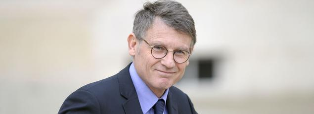 Vincent Peillon, en 2014.