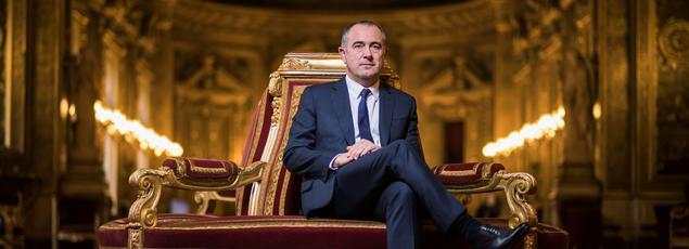 «C'est un loyal au PS, quelle que soit la ligne», commente Jacques Mézard, son homologue au groupe RDSE au Sénat.