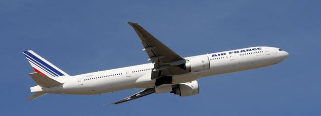 Air France a notamment rappelé que «les communications vocales ne sont pas possibles depuis ses vols».
