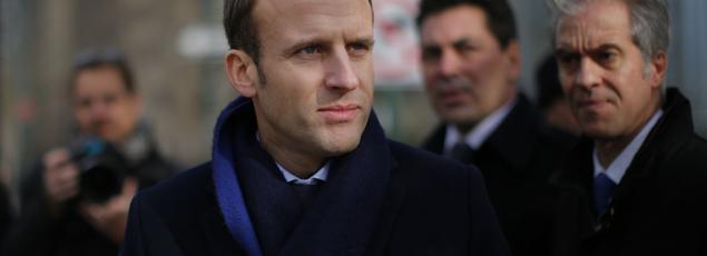 Emmanuel Macron était l'invité de Jean-Jacques Bourdin, ce jeudi, sur RMC et BFMTV.
