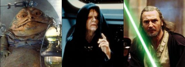 Jabba, Palpatine, Qui-Gon Jinn... Qui sera le prochain personnage d'un spin-off Star Wars?
