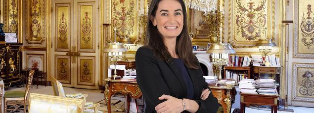 Agnès Verdier-Molinié, directrice générale de l'Ifrap (Institut français de recherche sur les administrations publiques).