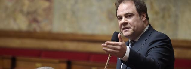 Laurent degallaix, député maire UDI de Valenciennes