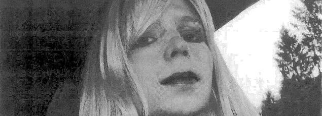 Chelsea Manning en 2010.