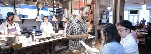Les restaurateurs peuvent augmenter leur visibilité - et donc leur clientèle.
