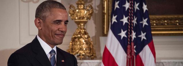 Barack Obama quitte la présidence des États-Unis vendredi.