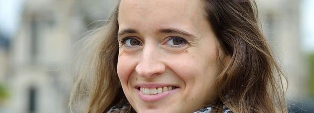La fondatrice de Sens commun, Madeleine de Jessey