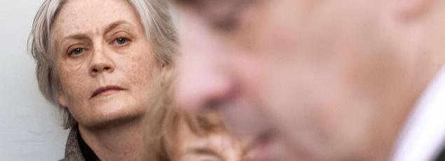 Pénélope Fillon, épouse de l'ancien premier ministre