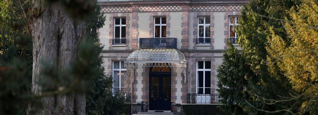 Mairie de Dreux.