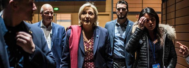 Ici à Lyon le 4 février 2017, Thierry Légier, à gauche, et Catherine Griset, à droite ont été entendus par l'Oclciff ce mercredi matin.