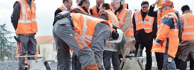 Depuis la réforme ferroviaire, les opérations de travaux devenues cruciales sur une infrastructure vieillissante ont gagné en efficacité.