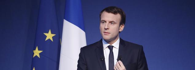 L'écart entre les revenus d'Emmanuel Macron et sa fortune déclarée pose question.