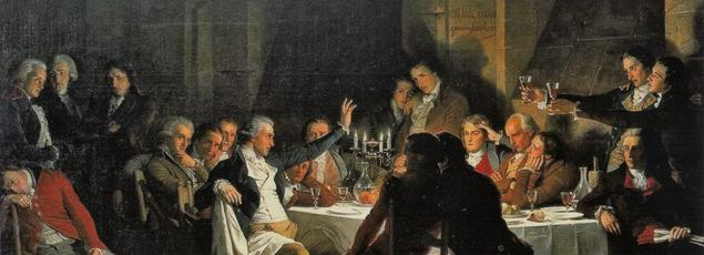 Le Dernier banquet des Girondins, Henri Félix Emmanuel Philippoteaux
