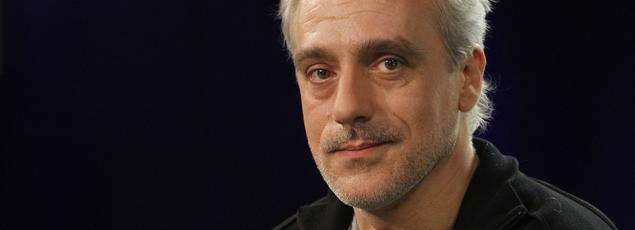 Le candidat du Nouveau Parti Anticapitaliste (NPA), Philippe Poutou