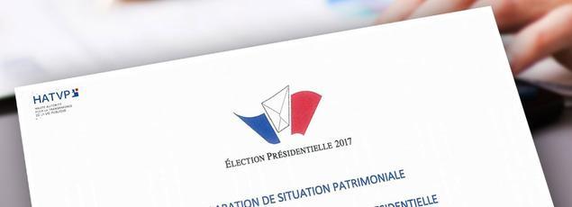 Le formulaire a été remis par les équipes de campagne vendredi 17 mars au Conseil constitutionnel. Il fait partie du sésame nécessaire pour faire acte de candidature, au même titre que les 500parrainages.