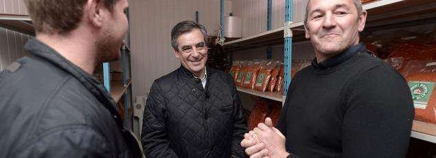 François Fillon, samedi.