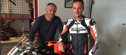 Adrien Protat est décédé ce dimanche après une chute sur le circuit Bugatti du Mans