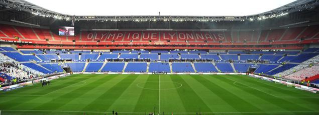 Le Parc OL devrait compter de nombreux supporters de Besiktas jeudi prochain