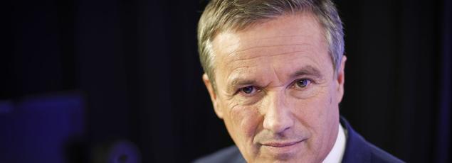 Nicolas Dupont-Aignan est député de l'Essonne et président de Debout la France.