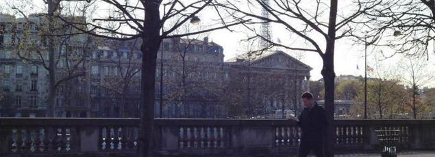 Panorama de Paris depuis le Jardin des Tuileries.