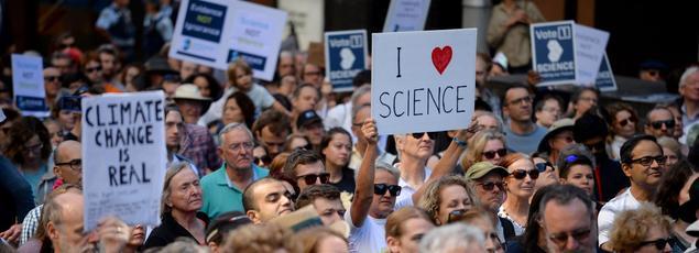 À Sydney, des milliers de personnes ont défilé ce samedi.