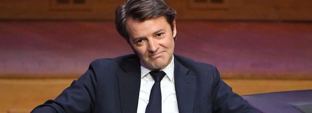 L'ancien ministre LR François Baroin