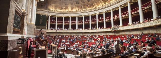 La fracturation de l'électorat est telle que nul ne sait si la tradition qui veut que les Français donnent une majorité parlementaire au président élu sera respectée cette année.