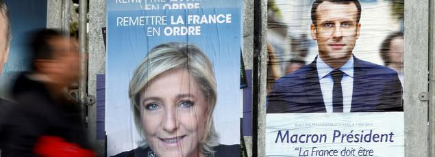 Les Français auront à choisir entre Marine Le Pen et Emmanuel Macron le 7 mai prochain