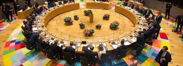 Les 27 pays membres de l'Union européenne se sont réunis pour un sommet spécial Brexit, à Bruxelles, ce samedi 29 avril.