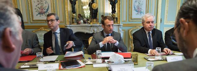 Emmanuel Macron a annoncé une nouvelle loi antiterroriste pour l'automne.