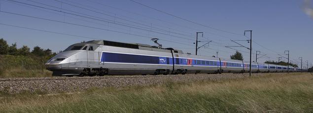 La SNCF compte 105 millions de voyageurs par an en TGV.