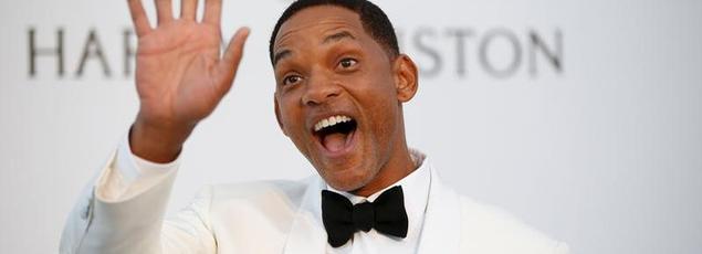Will Smith, cette année au Festival de Cannes.