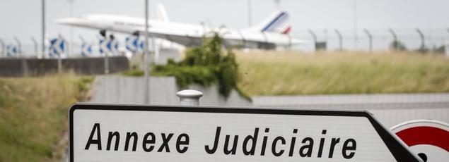 Le nouveau bâtiment se trouve au coeur de la zone de fret de l'aéroport de Roissy.