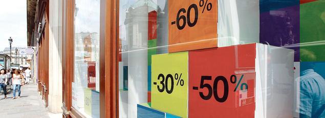Les soldes débutent cette année une semaine plus tard que l'an passé: cela aura permis de vendre à prix plus élevé et un peu plus longtemps les tenues de plein été.