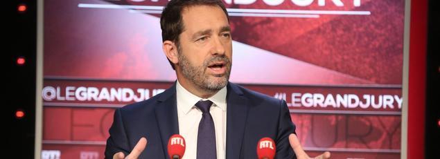 Le porte-parole du gouvernement Christophe Castaner