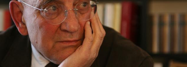Max Gallo, en mars 2007.