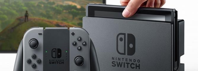 Nintendo dévoile la Switch, sa nouvelle console hybride