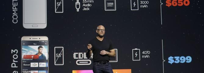 Qui est LeEco, le nouveau géant chinois qui se compare déjà à Apple et Samsung?