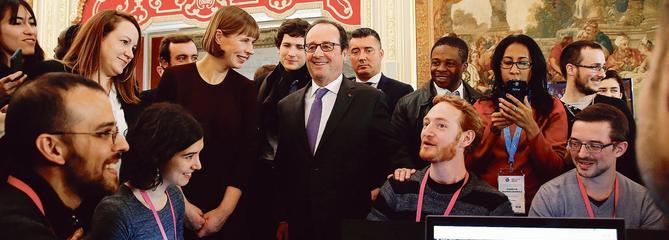 Le sommet mondial de l'«open gov» se réunit à Paris
