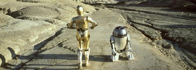 <i>Star Wars VIII</i>: Jimmy Vee (<i>Harry Potter</i>, <i>Docteur Who</i>) est le nouvel interprète de R2-D2