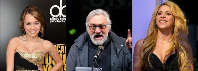 Moby, De Niro, Shakira... Les pires sorties anti-Trump des artistes