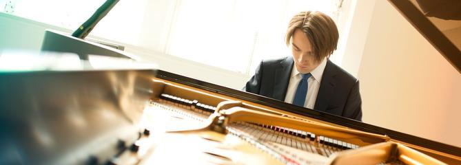 La fougue du jeune pianiste russe Daniil Trifonov au Philharmonie de Paris