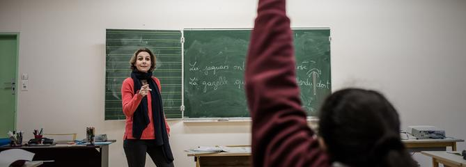 Le français est la deuxième langue la plus étudiée dans l'Union Européenne