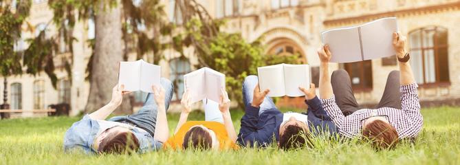 Les Français lisent de plus en plus