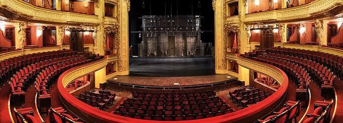 Visite privée de l'Opéra-comique avant sa réouverture demain